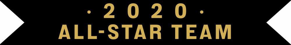 2020 All Star Team banner