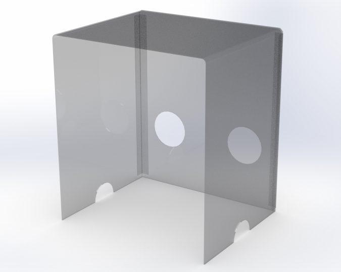 Cough box 2